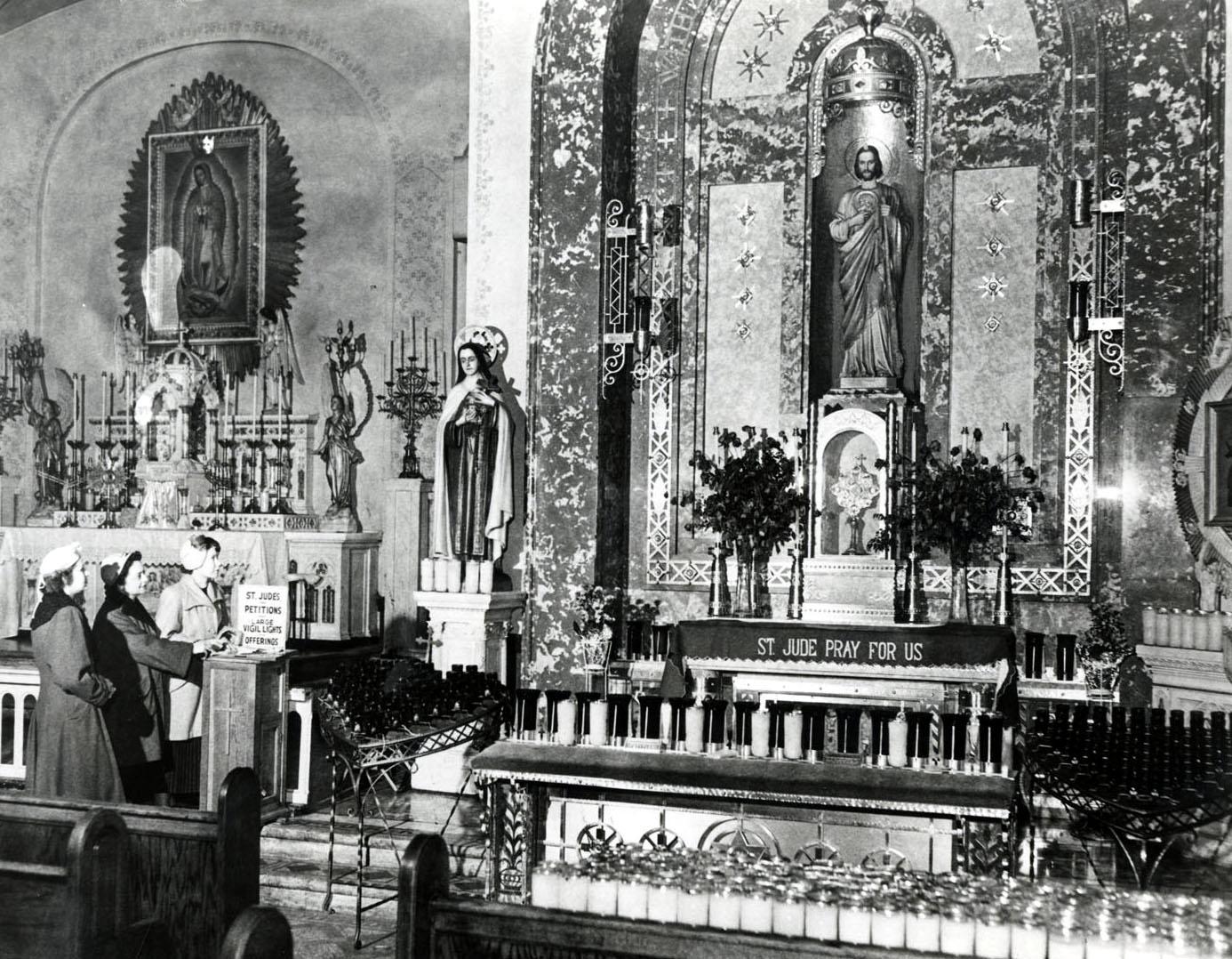 Saint Jude Novena - February 1951.